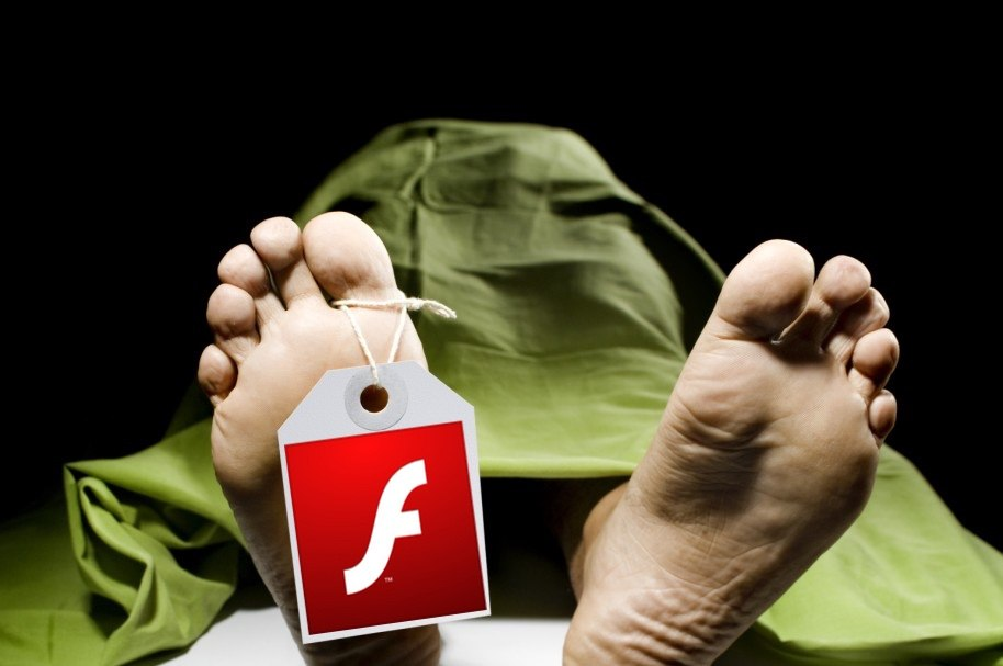 Adobe Flash, Tocado y hundido. Larga vida al HTML 5